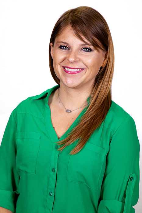Photo of Ashley Stone, Board Certified Behavior Analyst (BCBA).