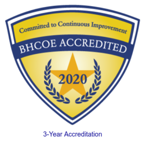 Behavior TLC Earns 3-Year BHCOE Reaccreditation